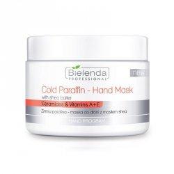 BIELENDA Zimna parafina-maska do dłoni z masłem shea 150 g