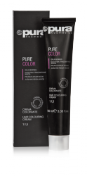 PURA PURE COLOR FARBA DO WŁOSÓW 100ML 10/0 PLATINIUM BLONDE