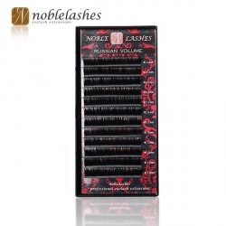 NOBLE LASHES RUSSIAN VOLUME C 0,1 10 MM