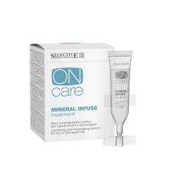 SELECTIVE PROFESSIONAL AMPUŁKI ODŻYWCZE ON CARE MINERAL INFUSE TREATMENT 10X10ML