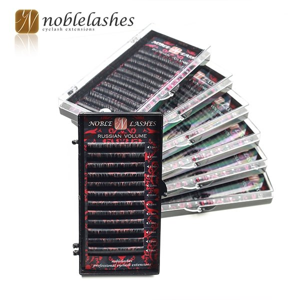 NOBLE LASHES RUSSIAN VOLUME D 0,1 7 MM