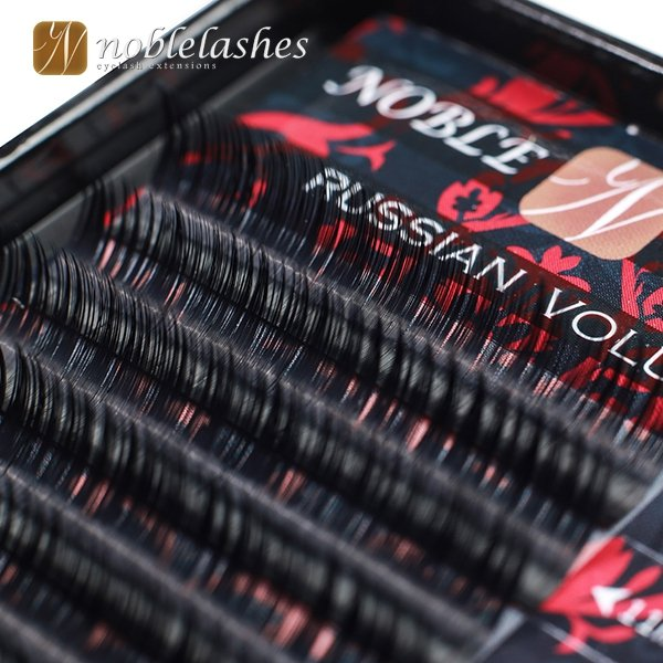 NOBLE LASHES RUSSIAN VOLUME C 0,15 7 MM