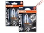H11 OSRAM NIGHT BREAKER UNLIMITED PLUS +110%