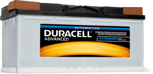 AKUMULATOR DURACELL ADVANCED DA100 OE 12V 100Ah 860A P+