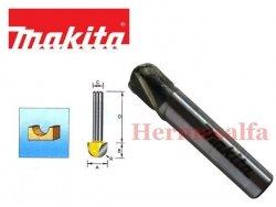FREZ DO PROFILI PÓŁOKRĄGŁYCH R4 8mm MAKITA D-10780