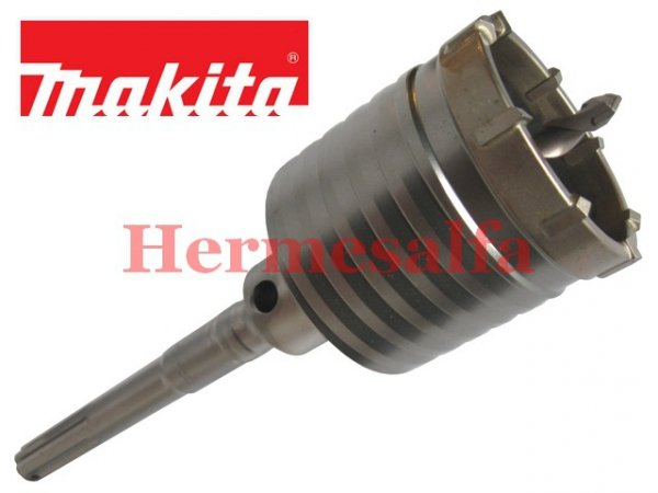 KORONKA WIERTARSKA UDAROWA OTWORNICA 80mm MAKITA P-64412+P-03838