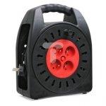 Przedłużacz kasetowy 4-gniazda z/u 20m /H05VV-F 3G1/ PZ-4Z KTD