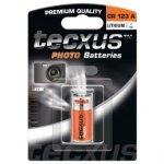 Bateria fotograficzna litowa CR17345 / CR123A 1500mAh 3V 23604