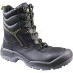 Buty robocze ze skórzany krupon barwiony gładki amagnetyczne S3 SRCkolor czarny rozmiar 41 CALYPS3NO41