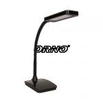 Lampka biurkowa TOPAZ LED, 6W, 22SMD, czarna