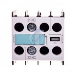 Styk pomocniczy 0Z 1R montaż czołowy 3RH1911-1HA01