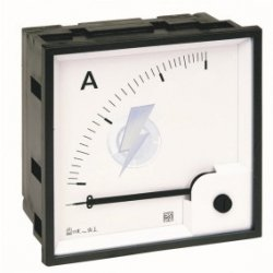Amperomierz AC 72X72 400/5A RQ72E AN2251C400