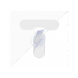 Listwa Maskująca TV Alu 17/55 czarna 1m 220085 /3szt/