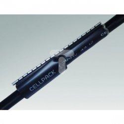 Płat termokurczliwy z klejem i kanalem ze stali nierdzewnej SRMAHV 43-12/500 166012