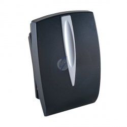 Dzwonek Gong Dwutonowy 230V Czarny
