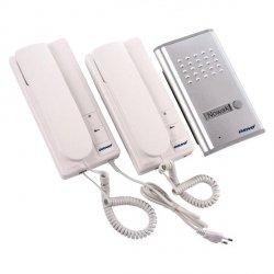 Zestaw domofonowy, 1-rodz. z inter.,FOSSA INTERCOM