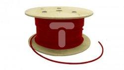 Kabel solarny 1x4mm2 czerwony 18202 /bębnowy/