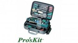 Zestaw narzędzi serwisanta 1PK-710KB Pro's Kit  20002