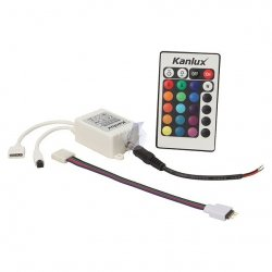 Kontroler do ta?m LED CONTROLLER RGB-IR20 18960