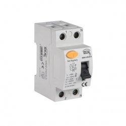 Wyłącznik różnicowo-prądowy KRD6-2/63/30 23182