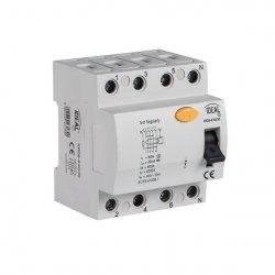 Wyłącznik różnicowo-prądowy KRD6-4/40/30-A 23192