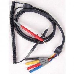 TES Przewody pomiarowe do TES33/TES33S Pintype TES-3620-2