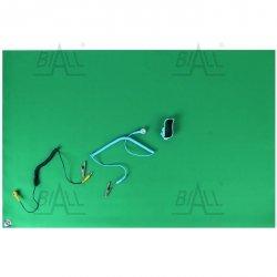 Mata ESD komplet stołowa zielona GD508 0,6mx0,9m x2mm