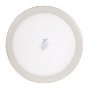 SLIM LED C 18W WHITE 2700K
