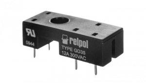 Gniazdo wtykowe do RM87N do obwodow drukowanych GD35 2613509