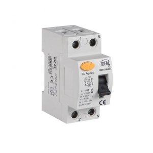 Wyłącznik różnicowo-prądowy, 2P KRD6-2/16/10-A 23194