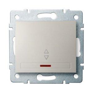 Łącznik schodowy LED DOMO 01-1140-203 kr 24786