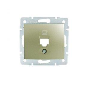 Adapter gniazda RJ45 DOMO 01-1399-050 sz 25925