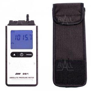 CHY281/6MManometr ciśnienia absolutnego, z pokrowcem