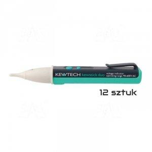 Kewstick DUO Bezdotykowy wskaźnik napięcia 90~600V AC KAT IV 600V  (12szt)