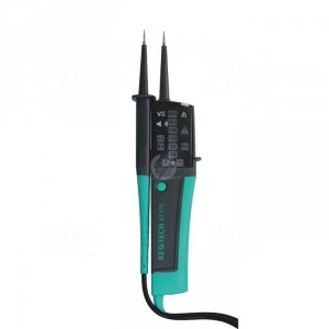 KT170 Tester elektryka 12-690V LED KEWTECH znak bezpieczeństwa B