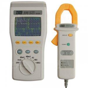 TES33S Tester akumulatorów i baterii