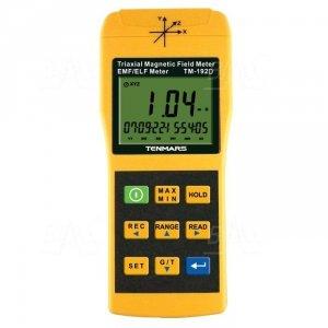 TM192D Miernik pola elektromag. 3 osiowy 2kHz - logger/rejestr. USB TENMARS
