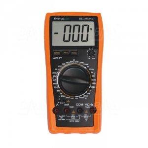 VC9808+ Multimetr RLC EnergyLab