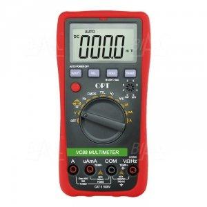 OPT VC88 Multimetr uniwersalny Temp. hFE, CMOS, TTL