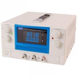Zasilacz lab QS3010 DC 30V/10A do pracy ciągłej MCP