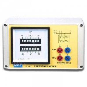 JL02 Miernik częstotliwości 45-65Hz szkolny