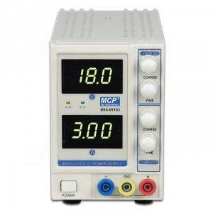 Zasilacz lab M10-NY183 DC 18V/3A 100mV/10mA MCP