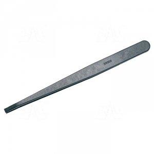 Pinceta antystatyczna ESD z TS SL-93305 płaska  SolderLab