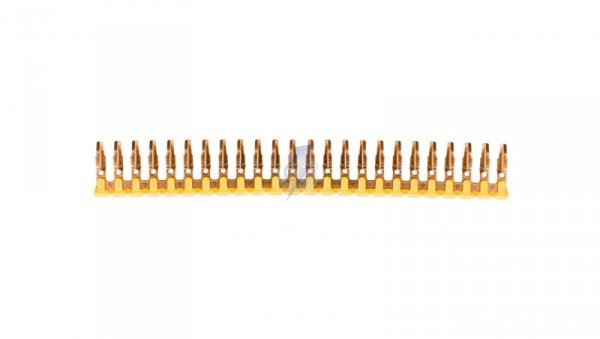 Zwieracz do złączek szynowych gwintowanych 24-biegunowy 4mm2 43520/24x