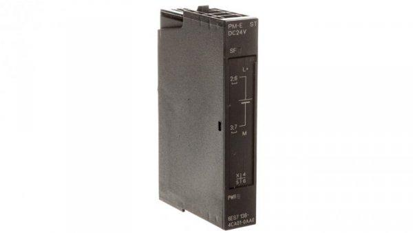 Moduł zasilający dla ET200S 24-48V DC/ 24-230V AC 6ES7138-4CA01-0AA0
