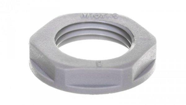 Nakrętka poliamidowa M16 KMK-PA ciemnoszara M16 94261 /100szt./