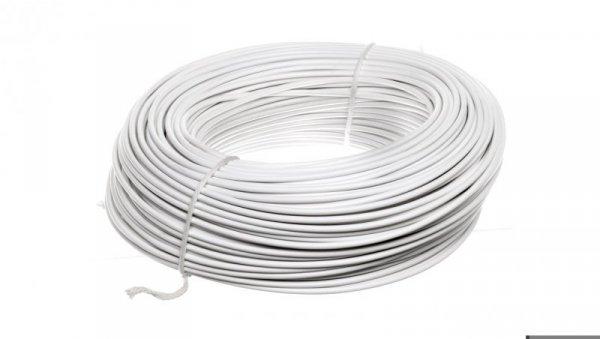 Przewód instalacyjny H07V-K (LgY) 2,5 biały /100m/