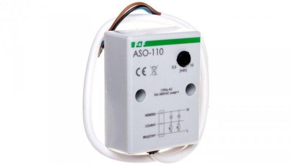 Automat schodowy 10A 0,5-10min 110V z przyłączem kablowym 0,5m ASO-110