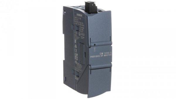 Procesor komunikacyjny CM 1243-5 do podłączenia SIMATIC S7-1200 do sieci PROFIBUS jako DP MASTER SIMATIC NET 6GK7243-5DX30-0XE0