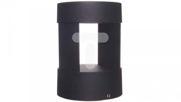 Kinkiet zewnętrzny obudowa aluminiowa szklany dyfuzor 1x6W COB LED 4000K 120lm IP54 LP-14-026 LAMPRIX